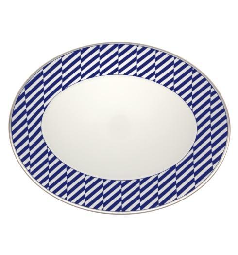 Vista Alegre  Harvard Large oval platter $239.00