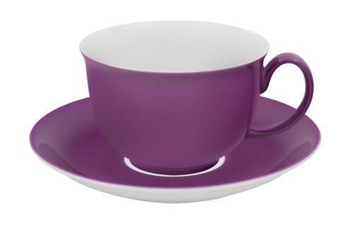 $215.00 Set 6 Tea Cups & Saucers