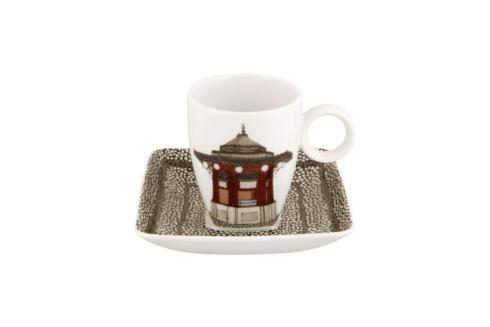 $45.00 Coffee Cup & Saucer Quiosque