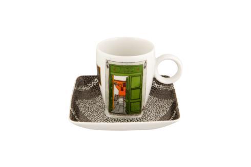$28.00 Coffee Cup & Saucer Casa De Fado
