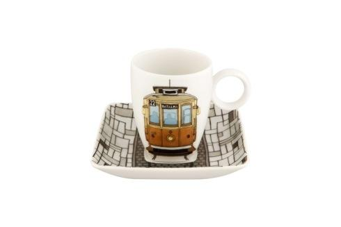 $45.00 Coffee Cup & Saucer Electrico