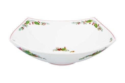 $223.00 Large Square Salad Bowl