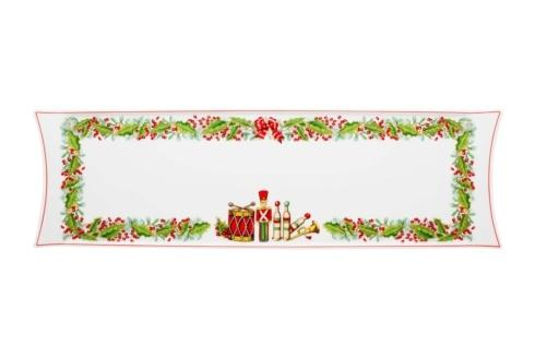 Vista Alegre  Christmas Magic Large Oval Platter $167.00