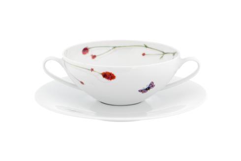 $65.00 Consommée Cup & Saucer