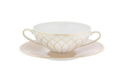 $100.00 Consommée Cup & Saucer