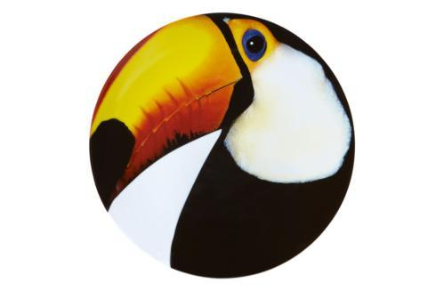 $105.00 Charger Plate Toucan