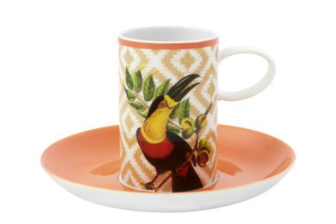 $33.00 Coffee Cup And Saucer
