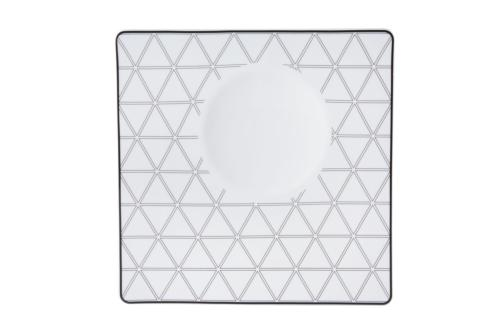 $36.00 Deep Square Solar Plate