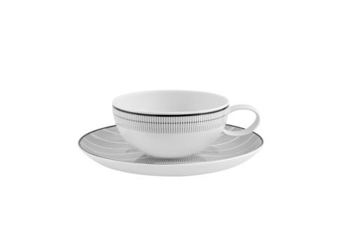 $45.00 Tea Cup And Saucer Black