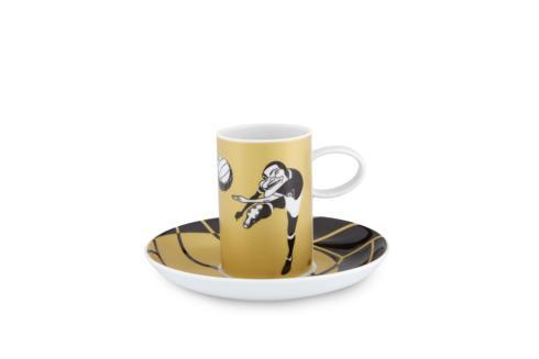Coffee Cup & Saucer