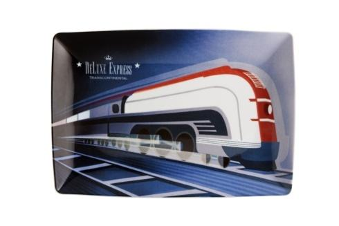 $25.00 Rectangular Plate Train