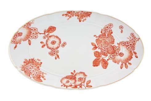 $187.00 Oval Platter Xl