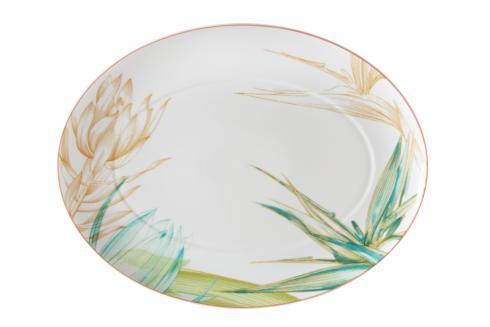 $140.00 Large Oval platter