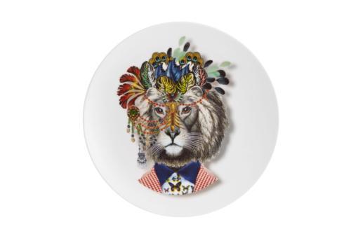 "$55.00 Dessert Plate ""Indilion"""