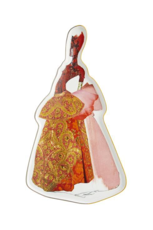 $165.00 Byzantine Tray (Red)