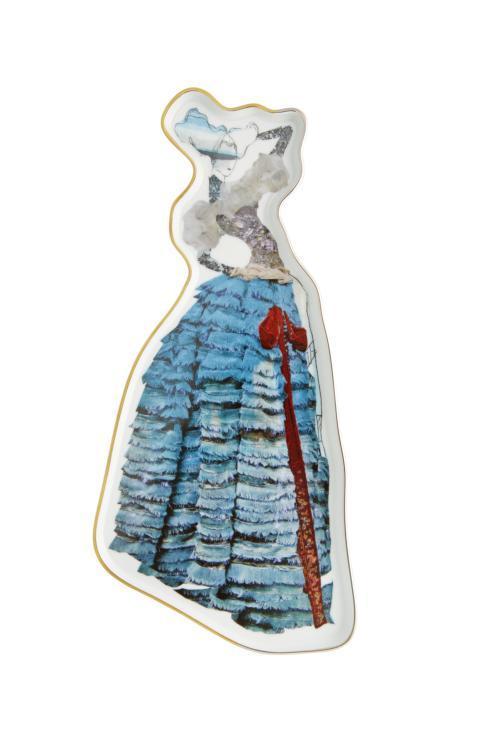 $165.00 Atalante Tray (Blue)