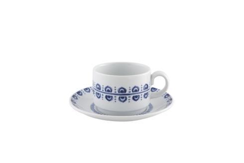 $20.00 Azure Lux Tea Cup & Saucer