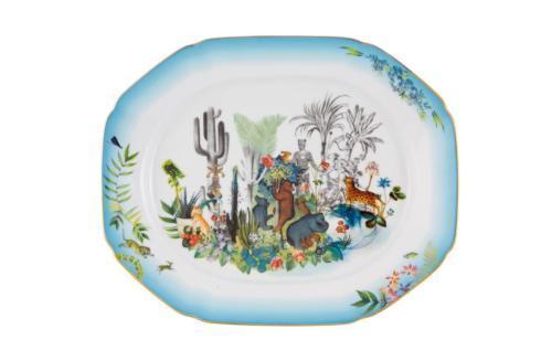 Vista Alegre  Rêveries  Large Platter $274.00