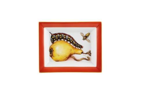 $148.00 Rectangular Tray Box – Pear