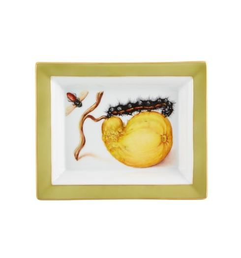 $107.25 Rectangular Tray – Pumpkin