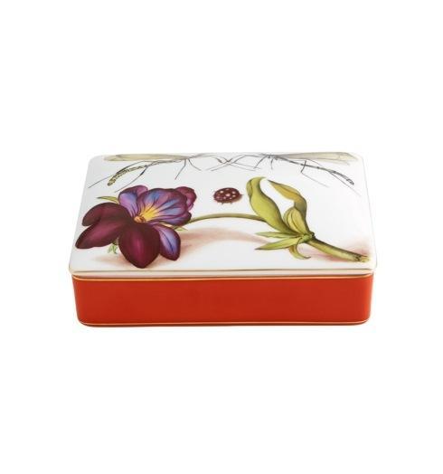 $177.00 Pansy Card Box