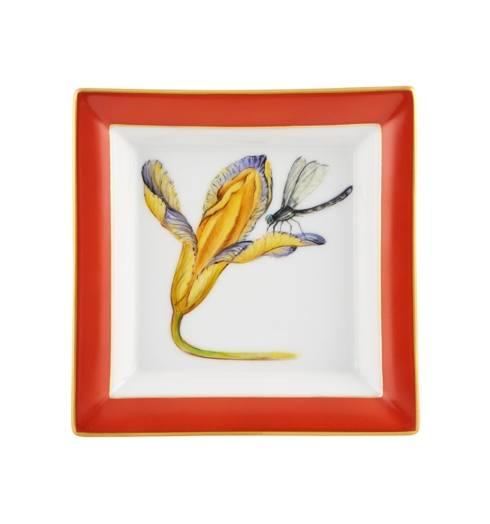 $66.00 Square Tray – Iris
