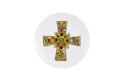 """Dessert Plate – """"Byzantine"""""""