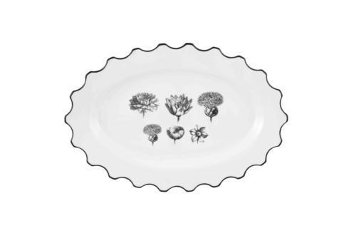 $140.00 Small Oval Platter