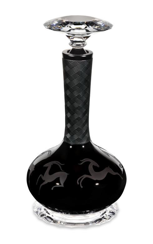 $750.00 Gazelle Case with Engraved Decanter