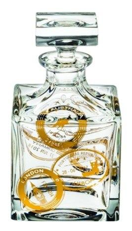$295.00 Passport – Whisky Decanter