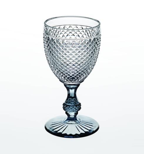 $38.00 Goblet with Grey Stem
