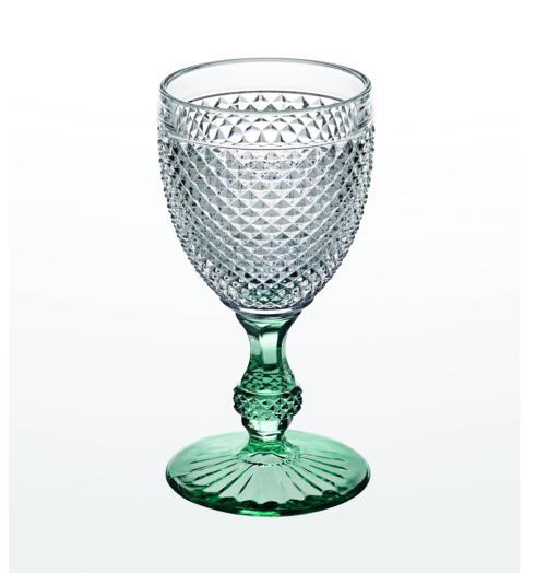 $38.00 Goblet with Mint Stem