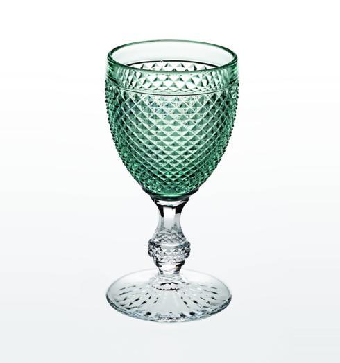 Goblet with Mint Top