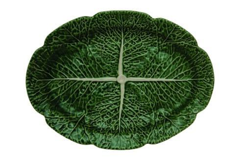 Bordallo Pinheiro Cabbage Green Platter 43 $70.00