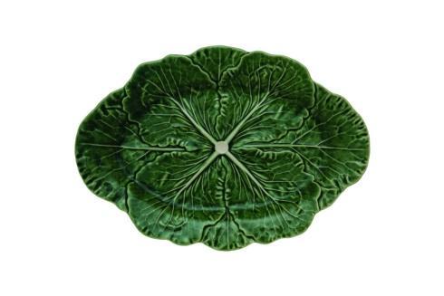 Bordallo Pinheiro Cabbage Green Platter 37 $60.00