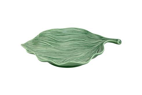 $97.00 Green Leaf Platter