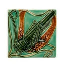 $101.00 Tile Grasshopper