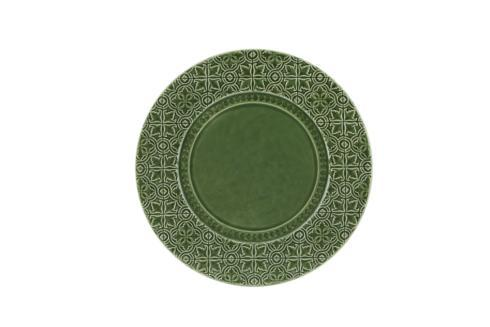 Charger Plate 34 - Green