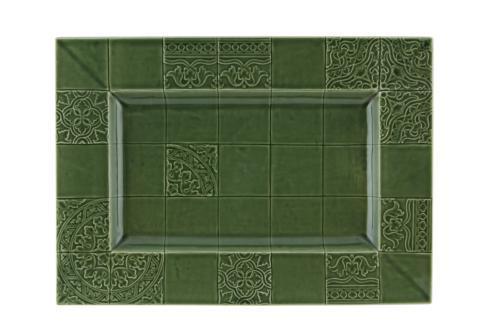$94.00 Platter 45,5 - Green