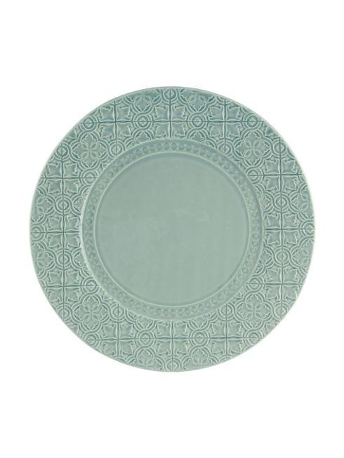 $66.00 Charger Plate 34 - Morning Blue