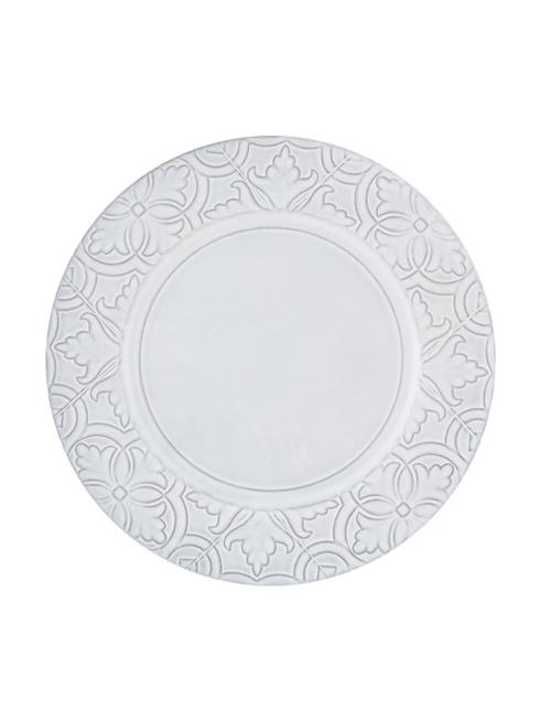 $31.00 Dinner plate - Antique White