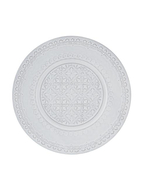 $27.00 Dessert plate - Antique White