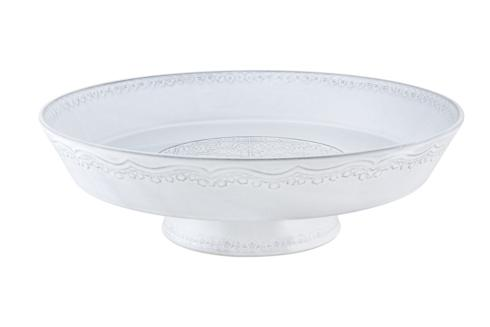 $87.20 Footed Fruit Bowl – 13""