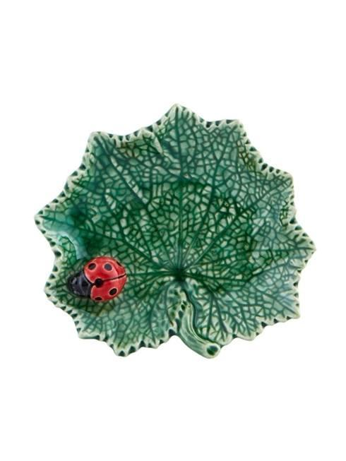 $35.00 Ragwort Leaf with Ladybug