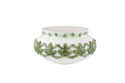 $454.00 Frogs Cachepot