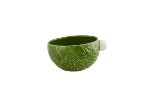 $46.00 Bowl with Pine Cone