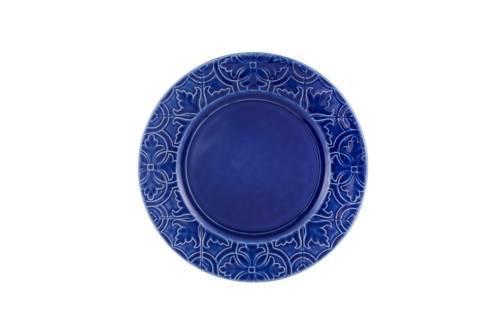 Bordallo Pinheiro Rua Nova Indigo Dinner Plate $31.00