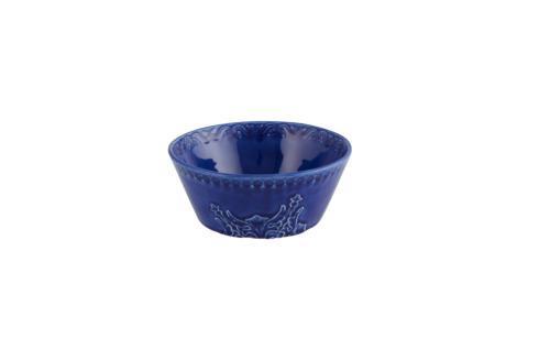 Bordallo Pinheiro Rua Nova Indigo Cereal Bowl $25.00