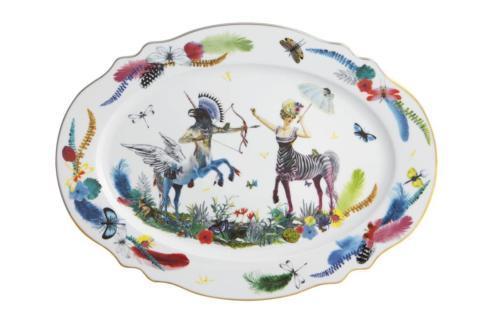 $295.00 Large Oval Platter
