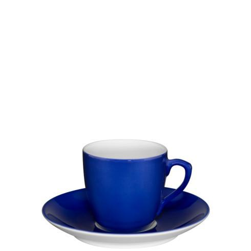 $44.00 Coffee Cup & Saucer Blue